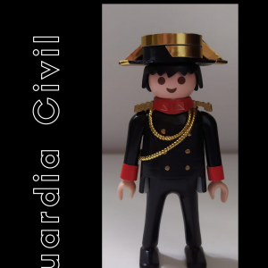 Playmobil Guardia Civil